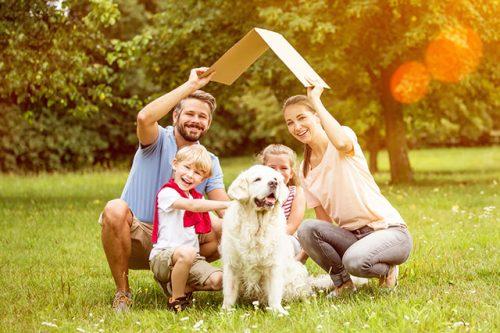 Kinder- und Familienabsicherung